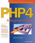 PHP 4: A Beginner's Guide - Click for a larger picture.